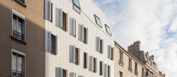 social housing - Francia