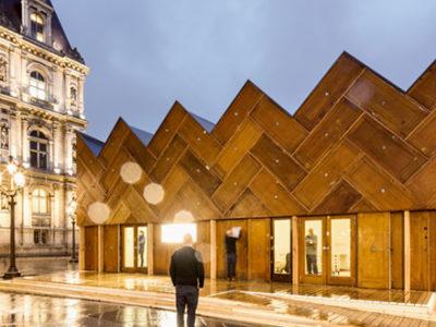 circular pavilion - Parigi