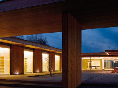 binder woodcenter