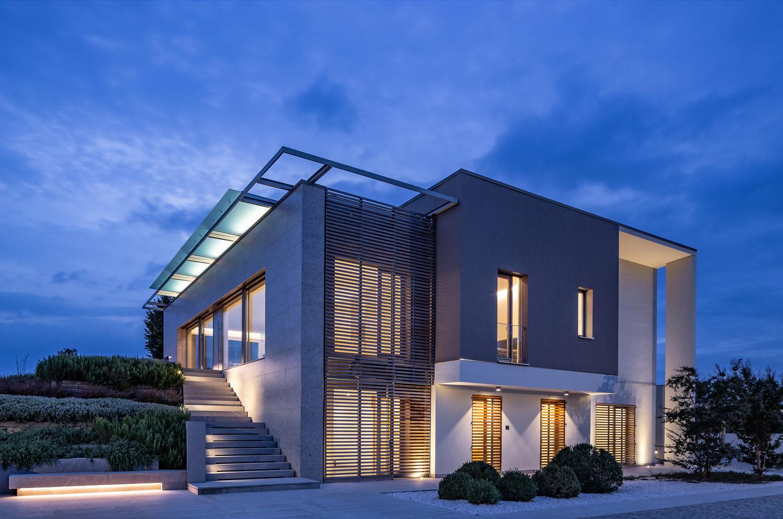 Villa Capucchiera - Progettisti Associati - legnoarchitettura